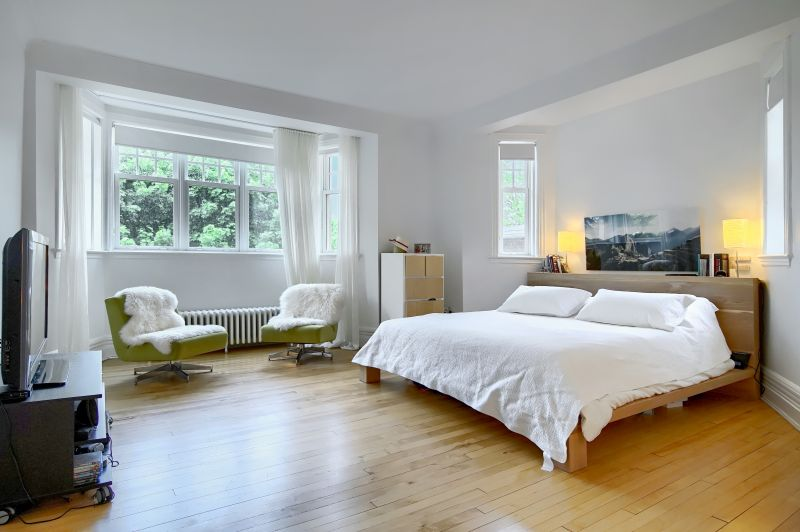 Outremont Lifestyle - Chambre principale